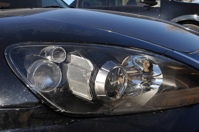 AP2 Clear Headlight Diffusers