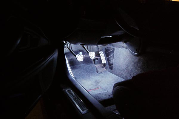 LED Footwell Lights