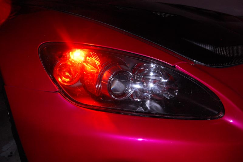Parking Light LED Conversions (Amber)