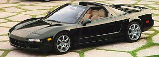 91-94 Acura NSX (Coupe)